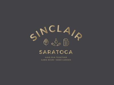 Sinclair Saratoga Logo