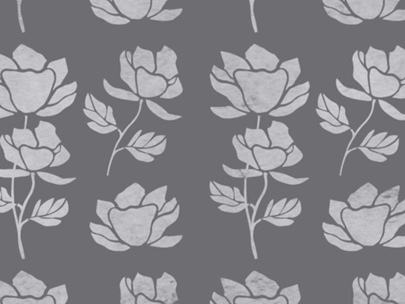 SNFD branding pattern identity floral pattern