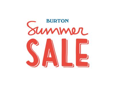 Burton Snowboards Summer Sale summer snowboards burton