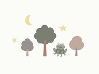 Tree Huggers Children's Apparel