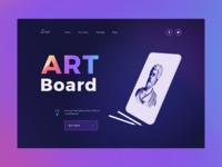 Art Board concept