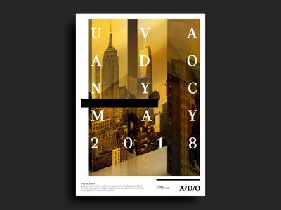 UVA/ADO/NYC – Exploration