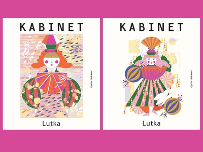 Proposals for Kabinet Brewery's new beer label art