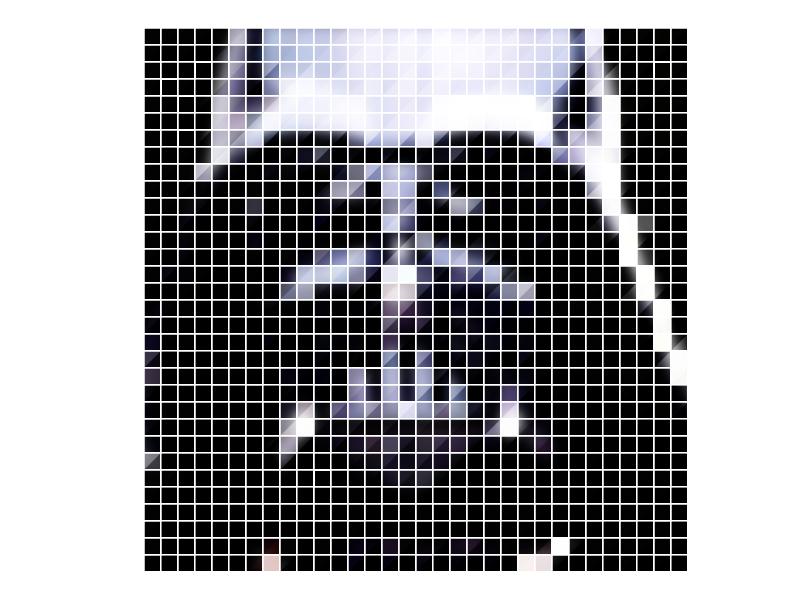 Detailed Pixelated Vader By Erik Bij De Vaate On Dribbble