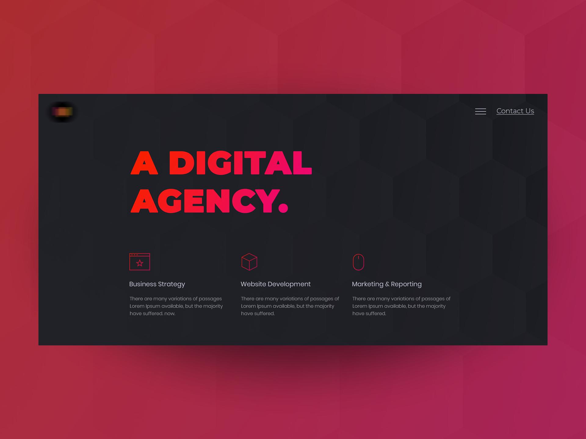 Digital agency for dribble