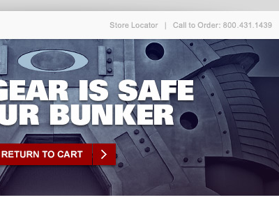 Bunker Safe oakley email loyalty