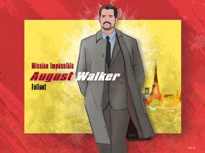 August Walker -MI