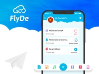 File Sharing Becomes Easy with Flyde