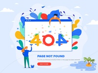 404 ( Page Not Found )