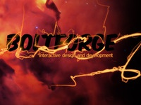 Boltforge logo mockup