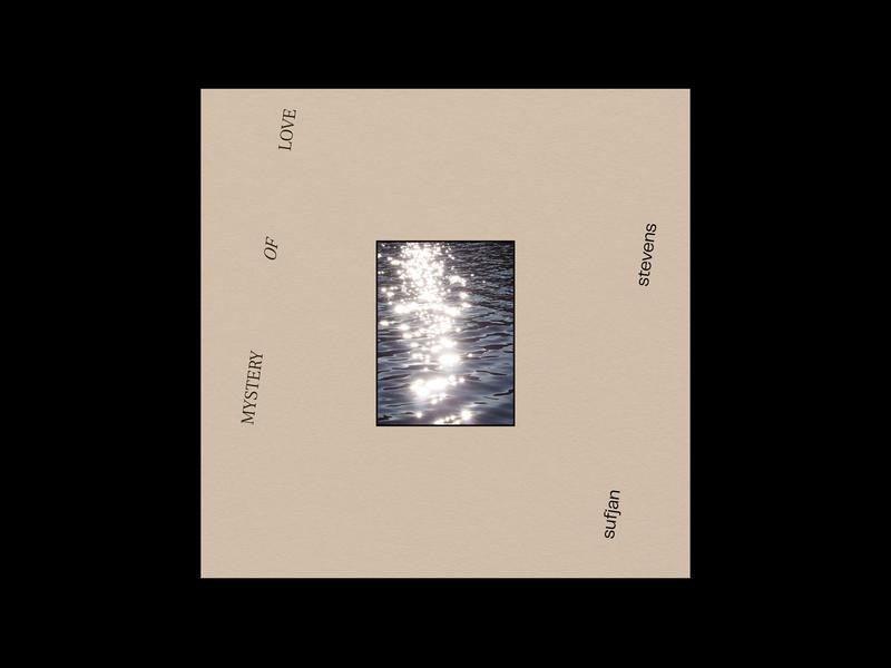 Album cover 120520 song sufjan stevens mistery of love packaging cd cover music artwork album cover music album water video film photography grid type print layout typography