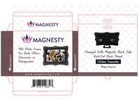 Magnesty Box Packaging Design
