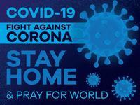 Covid 19 | Corona Virus Illustrator Tutorial