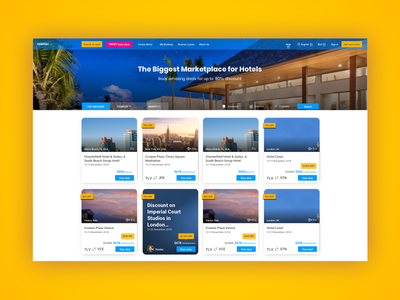 Roomer Website trip hotel graphics design uiux ux ui webdesign website roomer