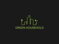 GREEN HOUSEHOLD HOUSE