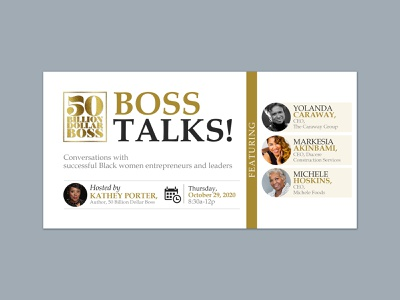 Eventbrite cover | boss talks event cover cover eventbrite