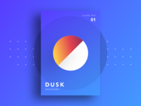 DUSK gradient