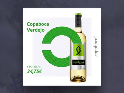 Copaboca Verdejo