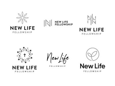 New Life Fellowship Logo Exploration