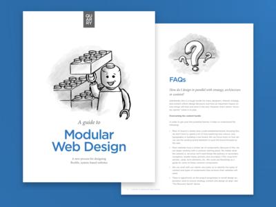 Modular Web Design Guide