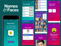 Names And Faces App
