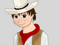 Billy the Kid Color Version