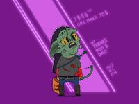 m.a.c. Orc Mask
