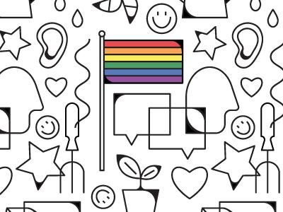 Dear Queernie allyship ally pride