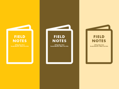 Drink Local Field Notes