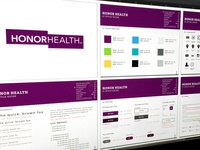 Honor Health UI Style Guide
