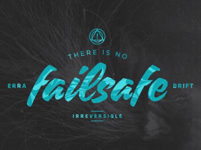 Failsafe logo brush truegrit multiply icon lines merch erra texture script