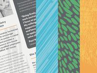 Sustainability Report - concept design