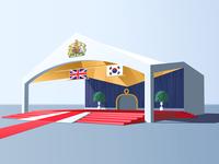 Royal State Pavillion - Concept