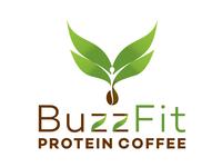 Protein Coffee Logo Design