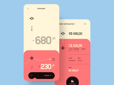 Currency converter concept app concept exchange mobile app flat mobile currency