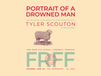 Portrait of a Drowned Man poster