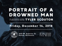 Portrait of a Drowned Man poster - 12/14/18