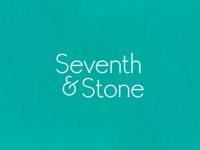 Seventh & Stone logo