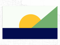 City of Duluth flag design 01