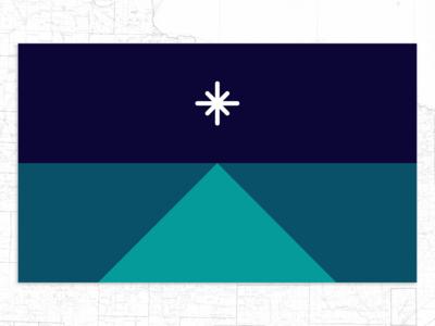 City of Duluth flag design 02