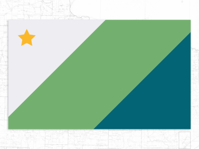 City of Duluth flag design 03