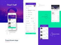 Travel Event App