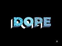 Dope Typography