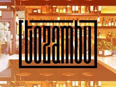 tozambu design logo