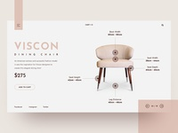Conceptual web header exploration