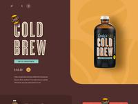 Cold brew coffee attachment 2x