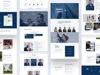 Massey Capital Website Design