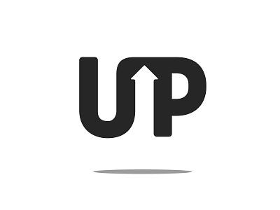 UP lettering creative direction typography design branding logo