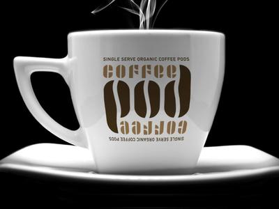 Coffee Pod Logo