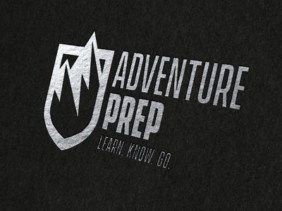 Adventure Prep : Logo & Branding